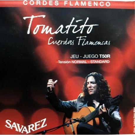 سیم گیتار فلامنکو ساوارز(Tomatito)